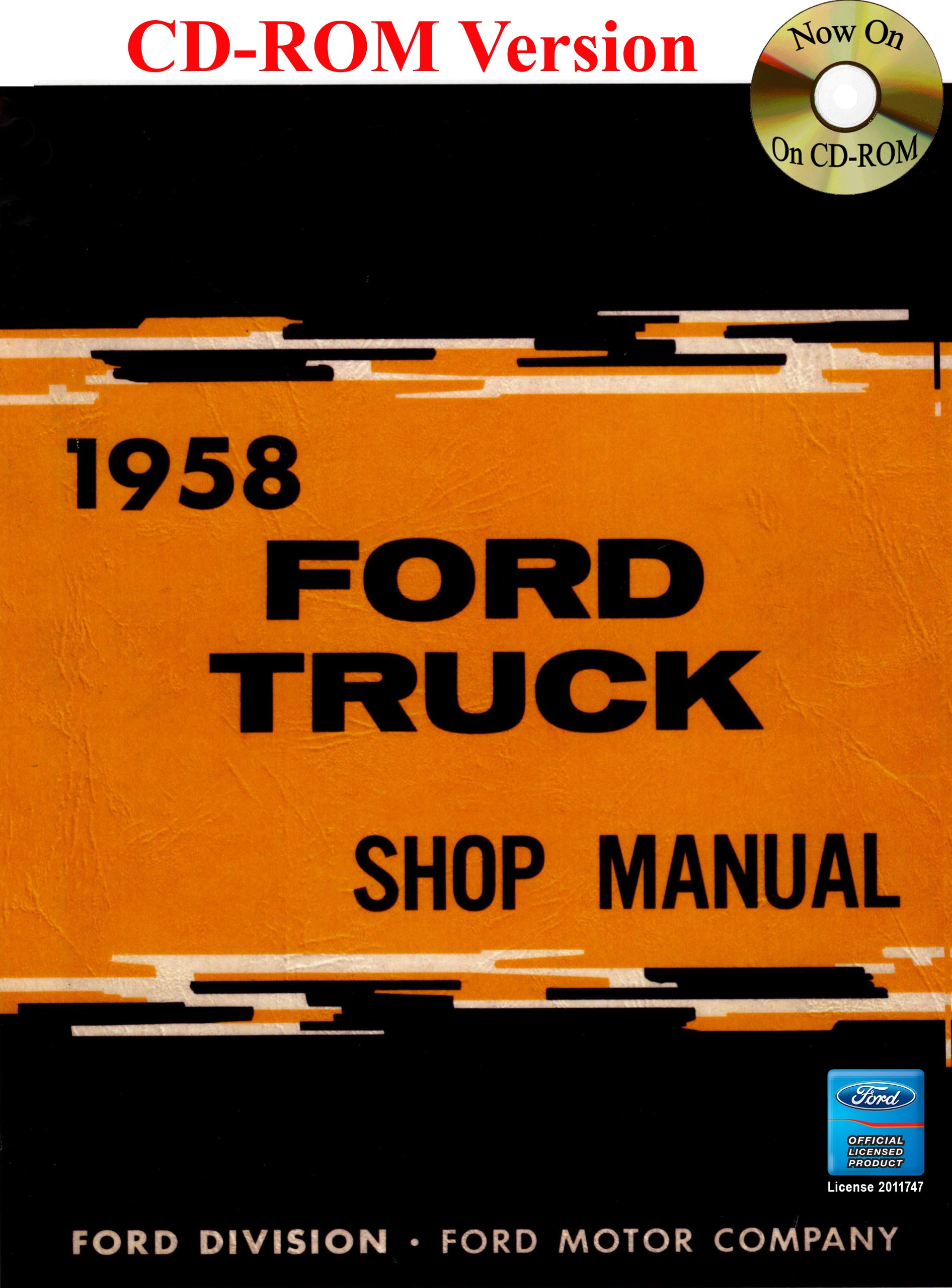 1958 ford truck shop manual ford motor company david e leblanc 1958 ford truck shop manual ford motor company david e leblanc 9781603710671 amazon books fandeluxe Gallery