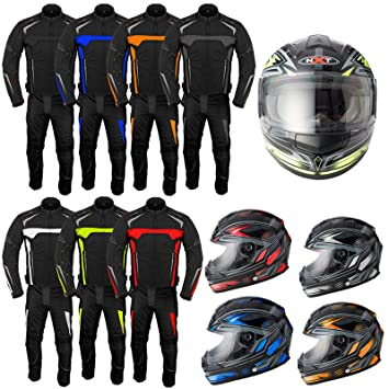 Traje impermeable para motocicleta, moto, carreras, deporte, 2 piezas, chaqueta +