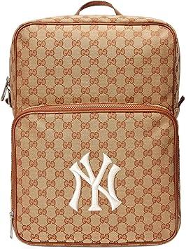 GUCCI - Mochila para Hombre, diseño de NY Yankees MLB: Amazon.es ...