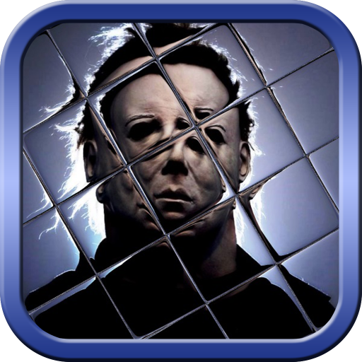- Guess Who Horror Faces Tile Quiz