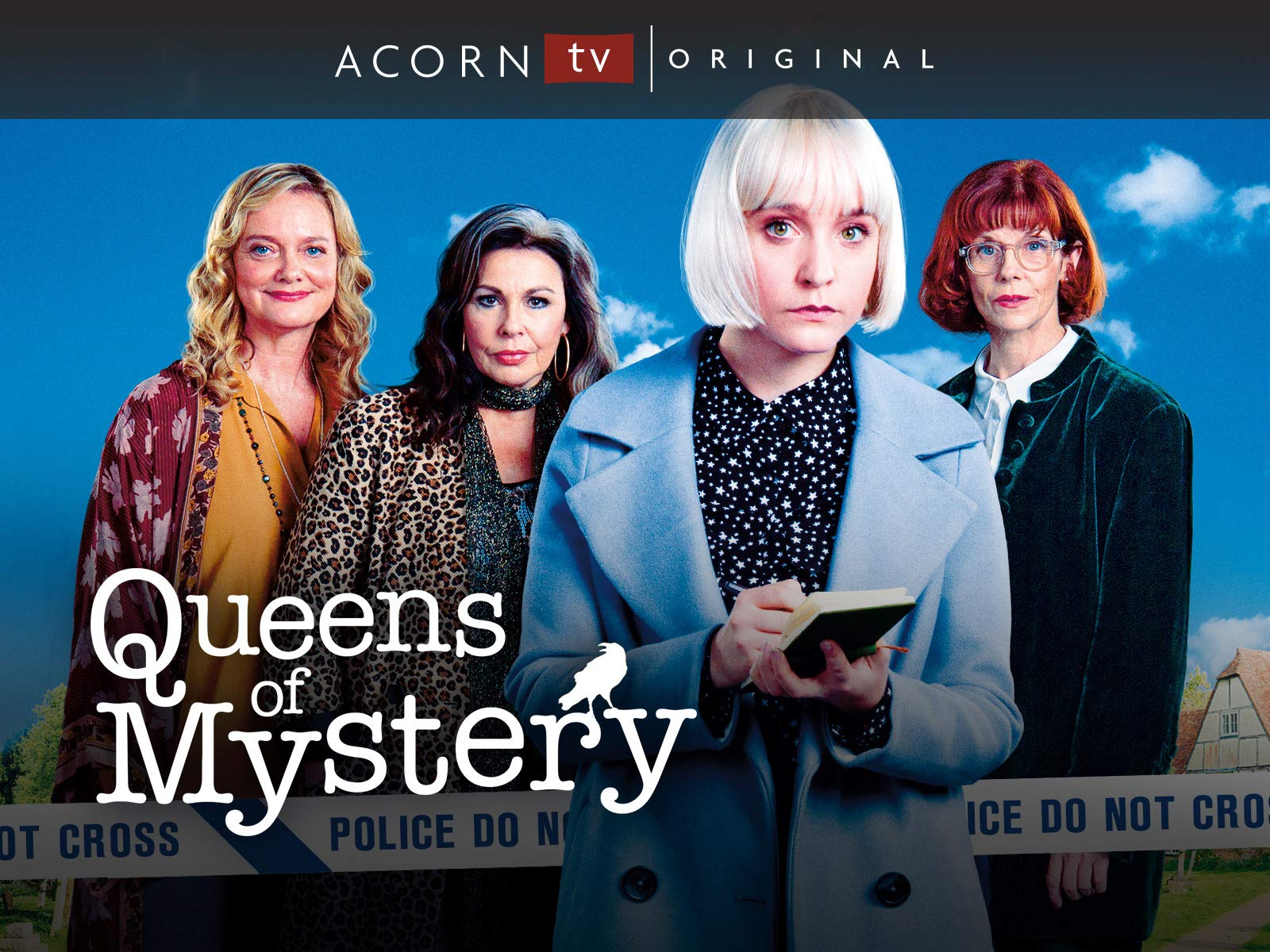 Amazon com: Watch Queens of Mystery - Series 1   Prime Video