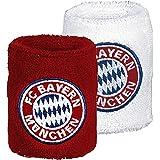 FC bayern münchen lot de 2 poignet éponge