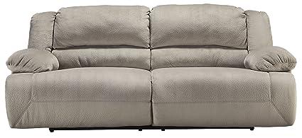 amazon com ashley furniture toletta fabric reclining sofa in rh amazon com fabric reclining sofas fabric recliner sofa uk