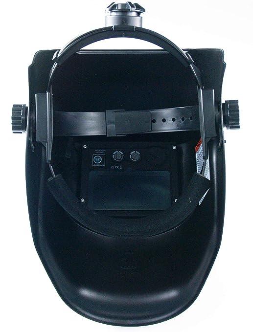 Craft-Equip Automatik Solar Schweißhelm Brille Schweißschutz Schweißschild Maske