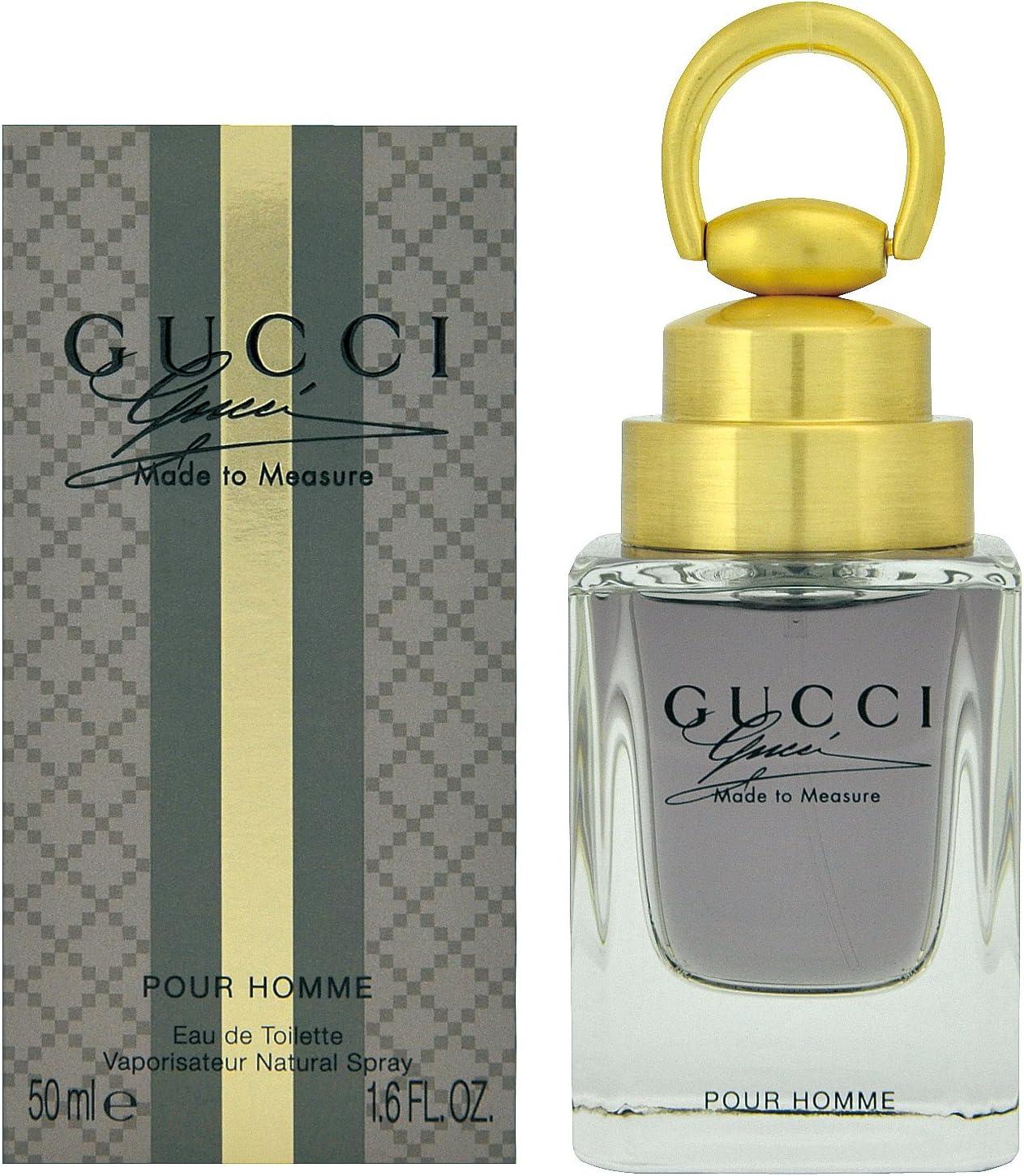 Gucci, Agua de tocador para hombres - 50 ml.