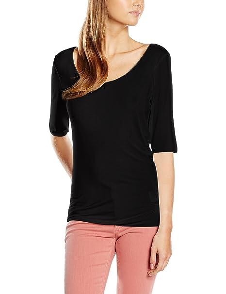 Tommy Hilfiger Jada Ballerina Top 1/2 Slv, Camiseta para Mujer: Amazon.es: Ropa y accesorios