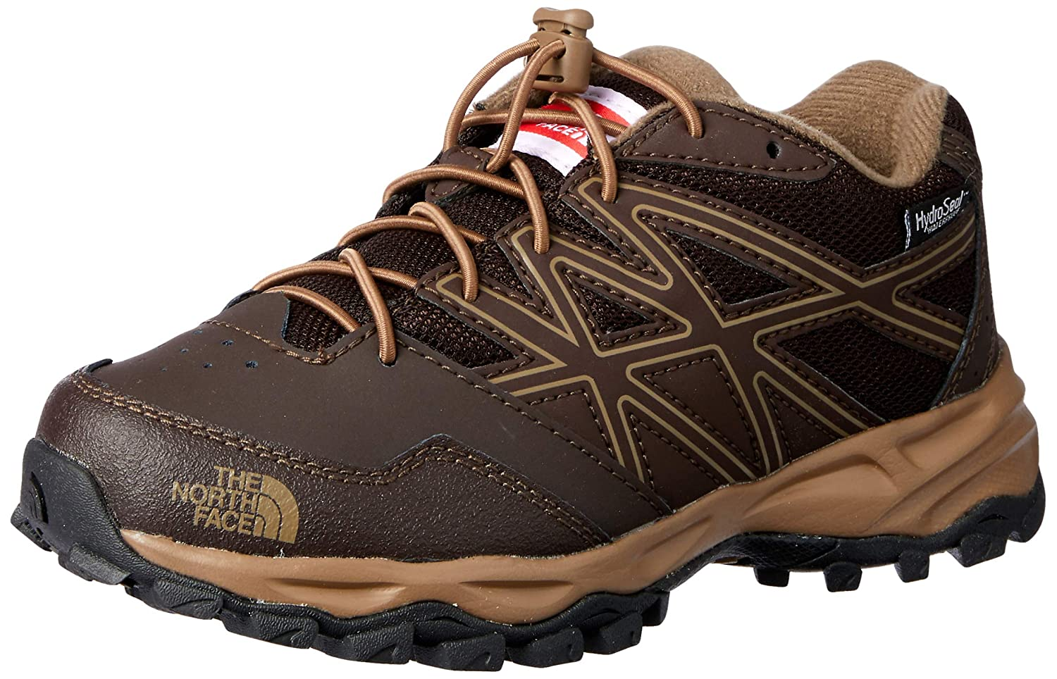 THE NORTH FACE Kids' Jr Hedgehog Hiker Wp Low Rise Hiking Boots