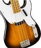 Squier by Fender Classic Vibe 50's Precision Bass - Maple Neck - 3-Color Sunburst
