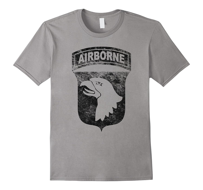 101st Airborne Division Veteran T Shirt- Men Women kid-T-Shirt