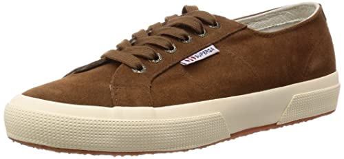 84a211249c9b5 Superga 2750-sueu, Sneaker a Collo Basso Donna: Amazon.it: Scarpe e ...