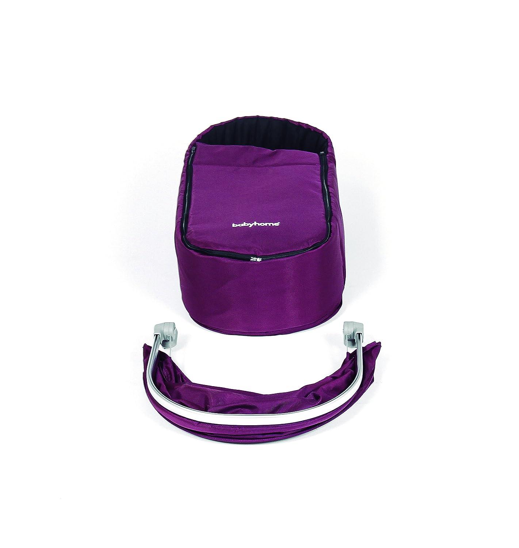 Babyhome Vida - Kit nido y cuco, color purpura Babynow S.L. BH021027645