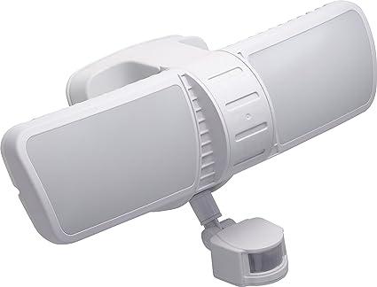 Meister LED – Foco de exterior – 20 W – Detector de movimiento – 10 M