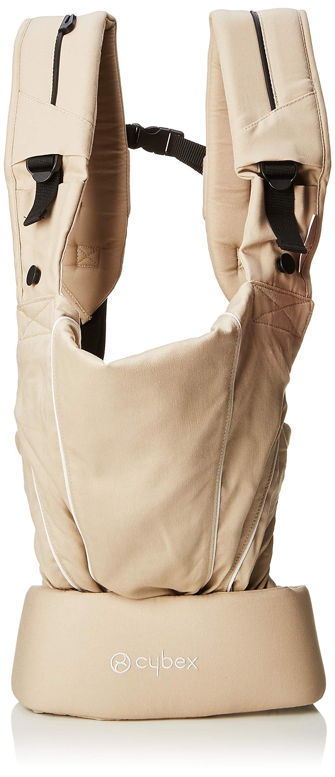 cybex Gold Maira Click Baby Carrier, Cashmere Beige