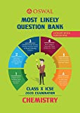 Most Likely Question Bank for Chemistry: ICSE Class 10 for 2020 Examination