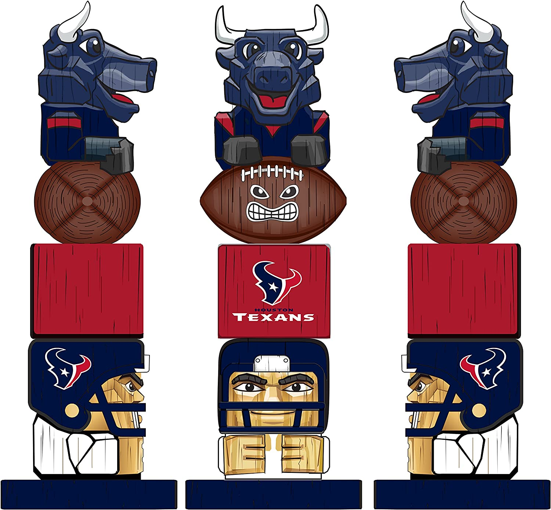 Team Sports America NFL Tiki Totems