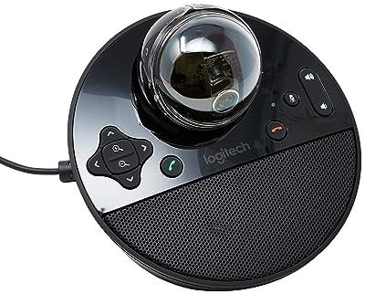 Logitech Conference Cam BCC950 Video Conference Webcam