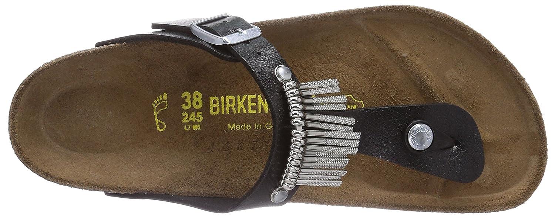 birkenstock gizeh licorice