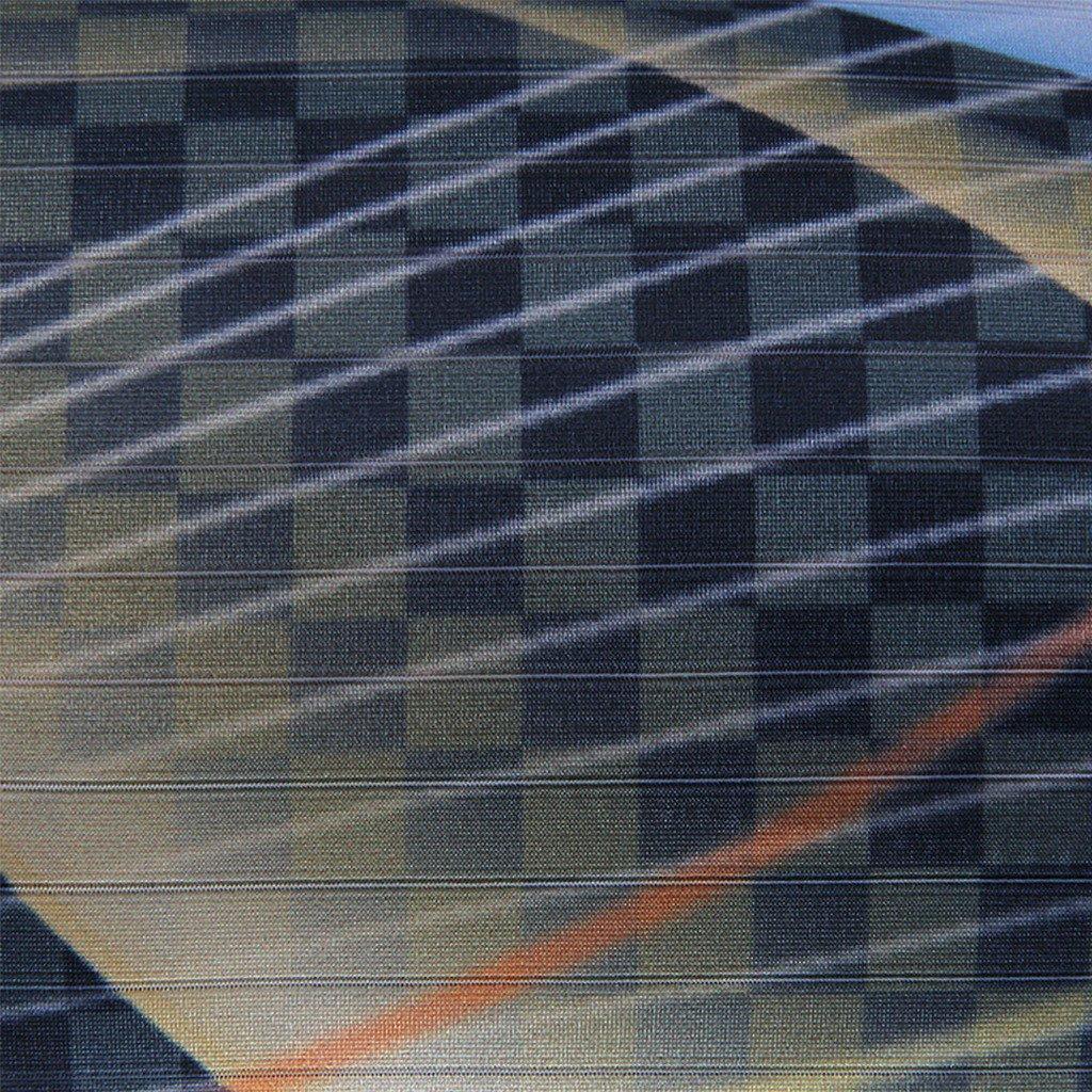 Grau 58 58 Akustikbild 6.5cm HochleistungsschallabsorberBrushed Pro S