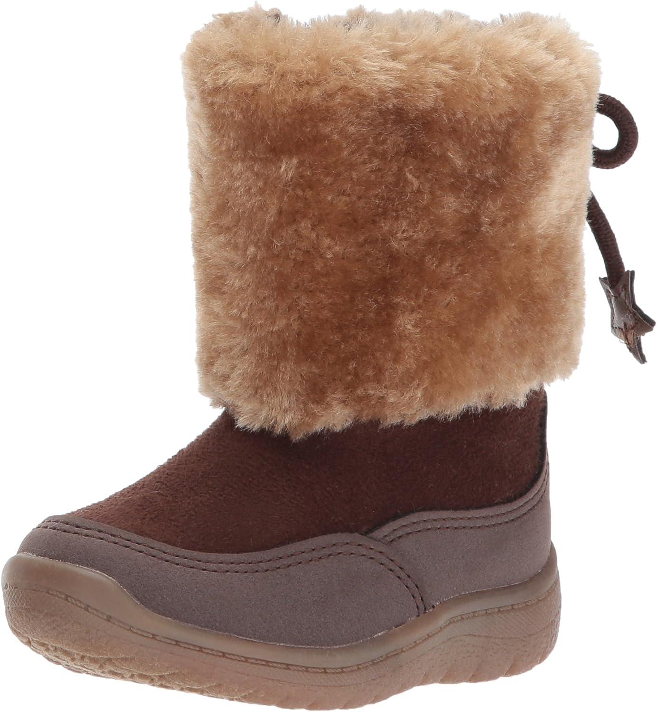 Limited price OshKosh B'Gosh Popular product Unisex-Adult Sloane Fashion Sherpa Boot Girl's