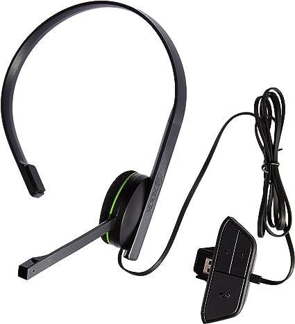 Microsoft - Chat Headset Auricular + Micro - Reedición (Xbox One ...