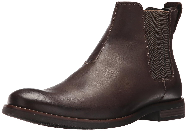 Rockport Herren Wynstin Chocolate Chelsea Boots Dark Bitter Chocolate Wynstin 0c2c8d
