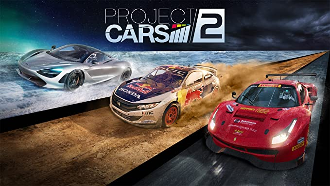 「project CARS 2」の画像検索結果