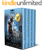 The Smoky Hills Academy: Book 1-4: A Sweet Shifter Romance (Boxsets)