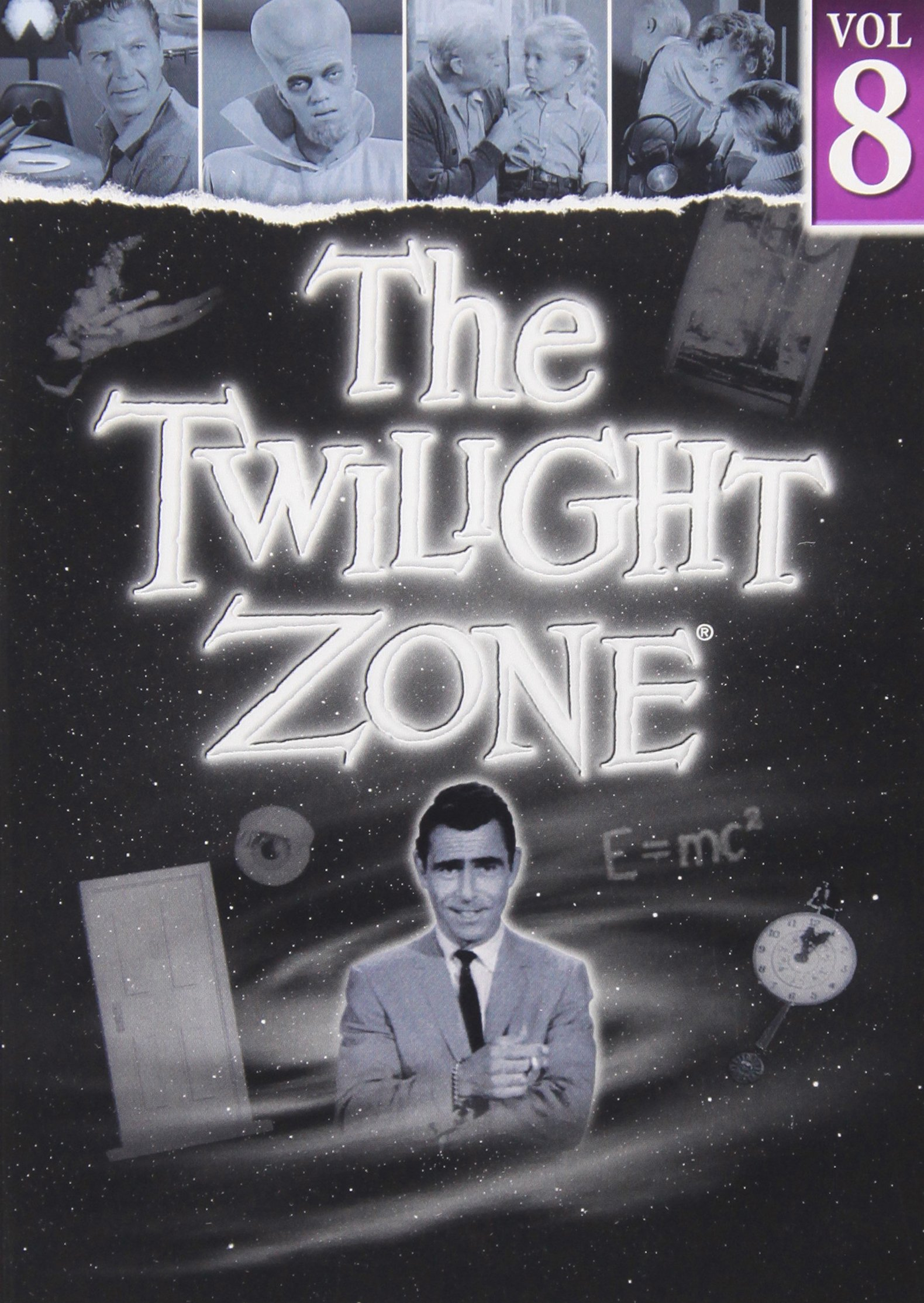 The Twilight Zone: Vol. 8 by Image Entertainment