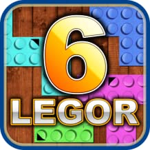 Legor 6 - Free Brain Game