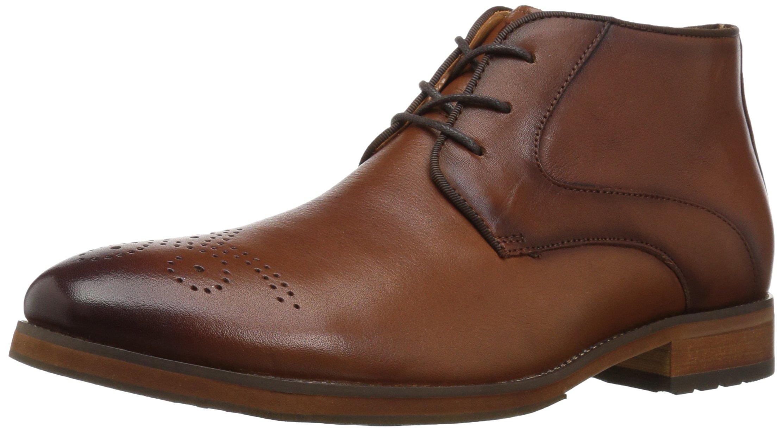 Florsheim Men's Spark Chukka Boot, Cognac, 10 3E US by Florsheim