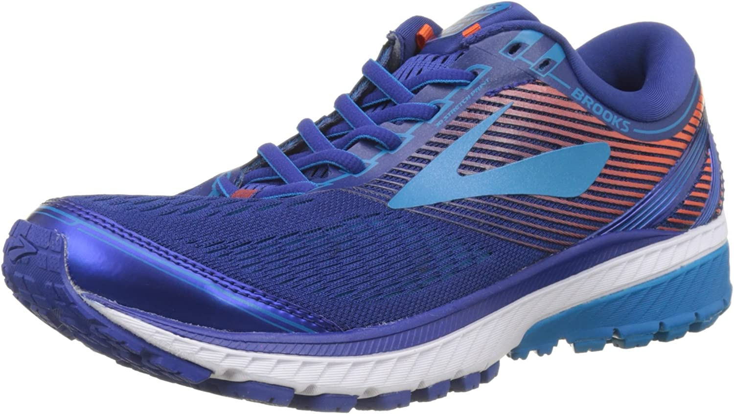 Brooks Ghost 10, Zapatillas de Running para Hombre, Azul (Mazarinebluemethylbluecherry 1d411), 40.5 EU: Amazon.es: Zapatos y complementos