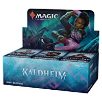 Magic The Gathering Kaldheim Draft Booster Box   36 Packs (540 Magic Cards)