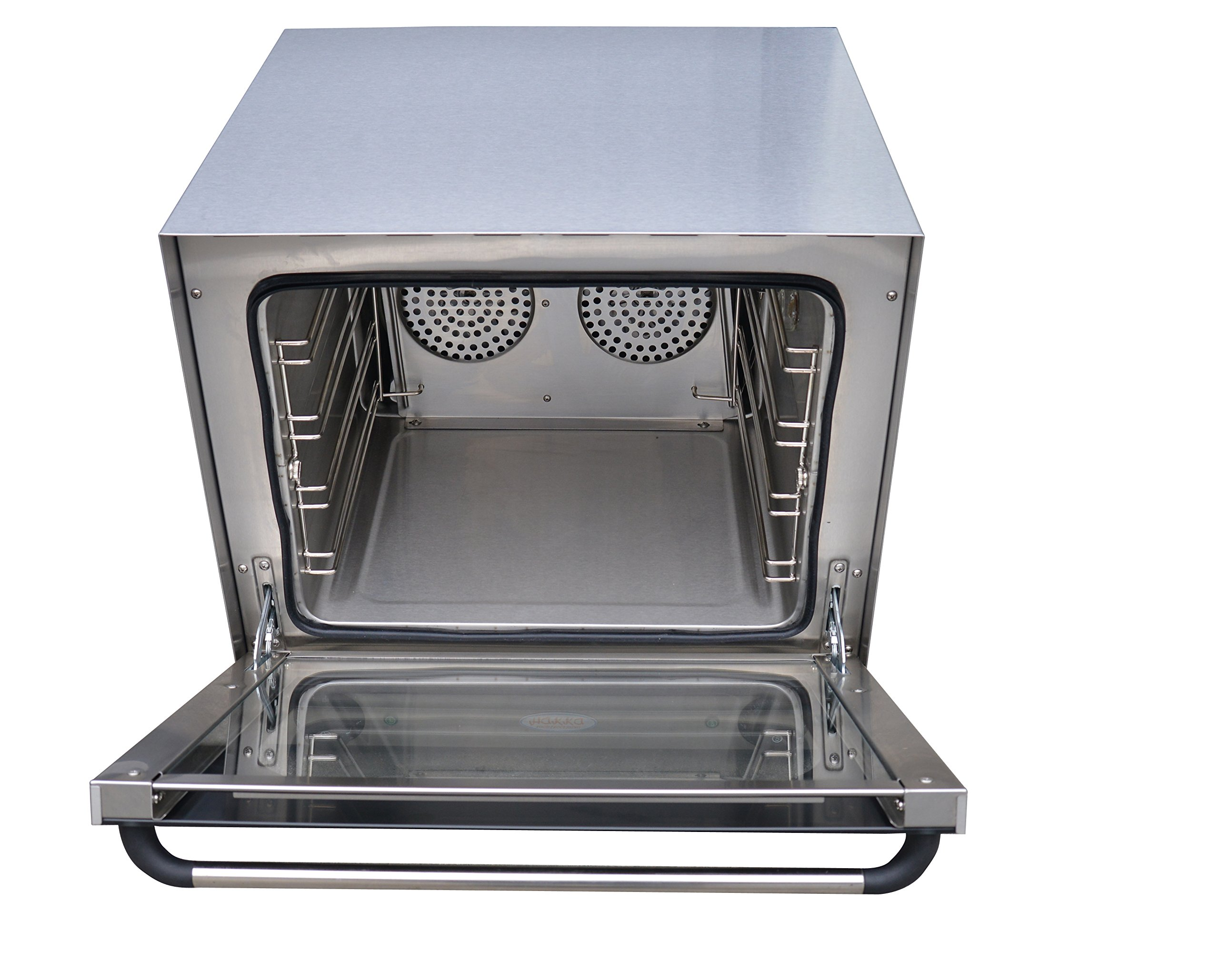 Hakka Commercial Convection Counter Top Oven with Steaming Function (220V/60Hz) by HAKKA (Image #3)