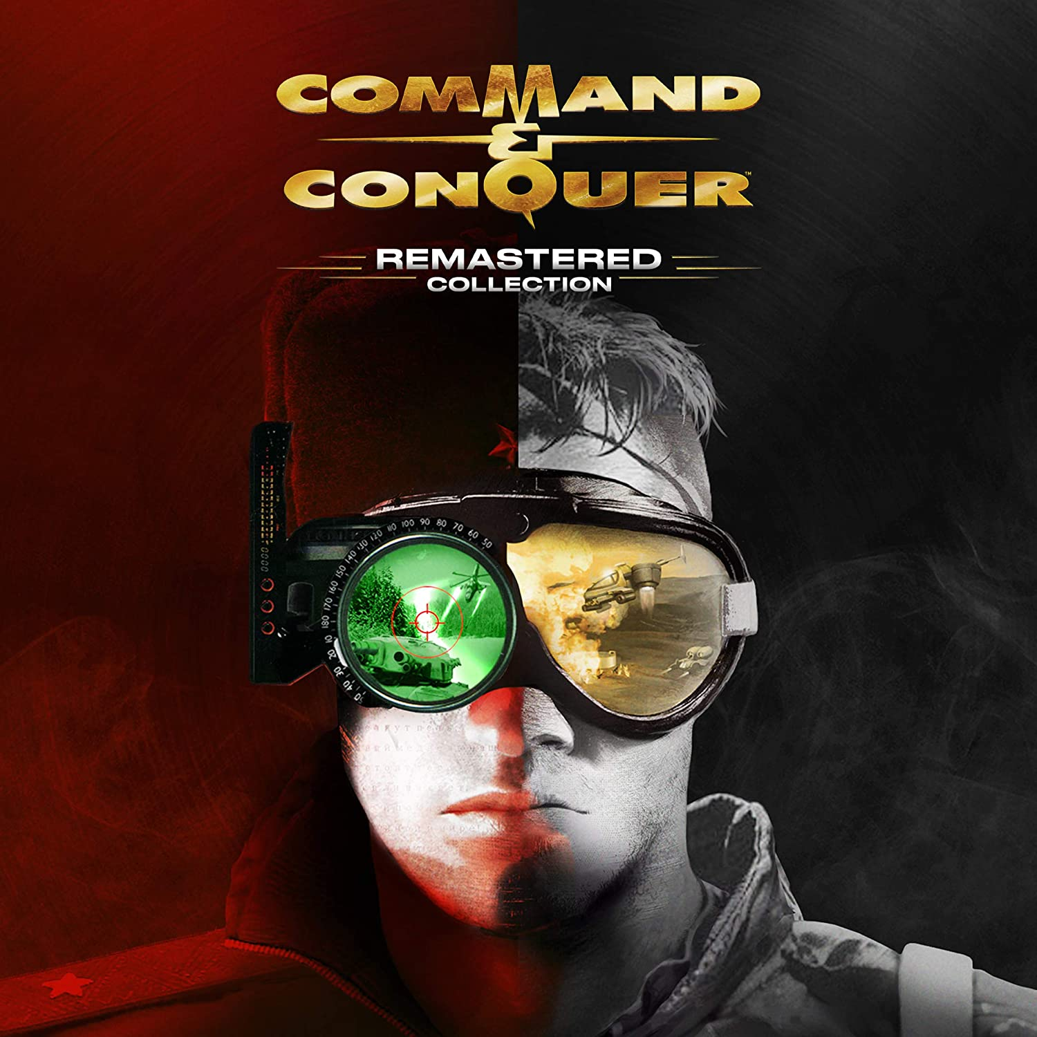 Command & Conquer Remastered Collection | PC Code - Origin: Amazon ...