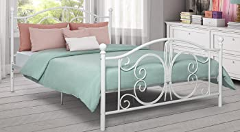 Dorel Home Products Bombay Metal Bed