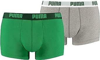 Puma Basic Trunk 2P, Boxer hombre (Pack de 2)