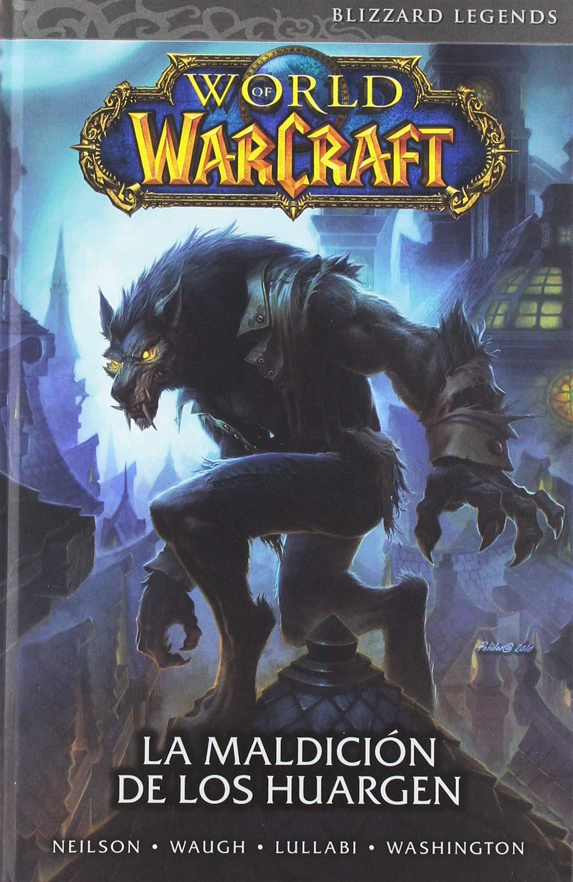 libros warcraft