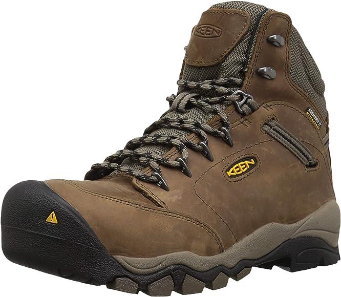 Alloy Toe Waterproof Work Boot