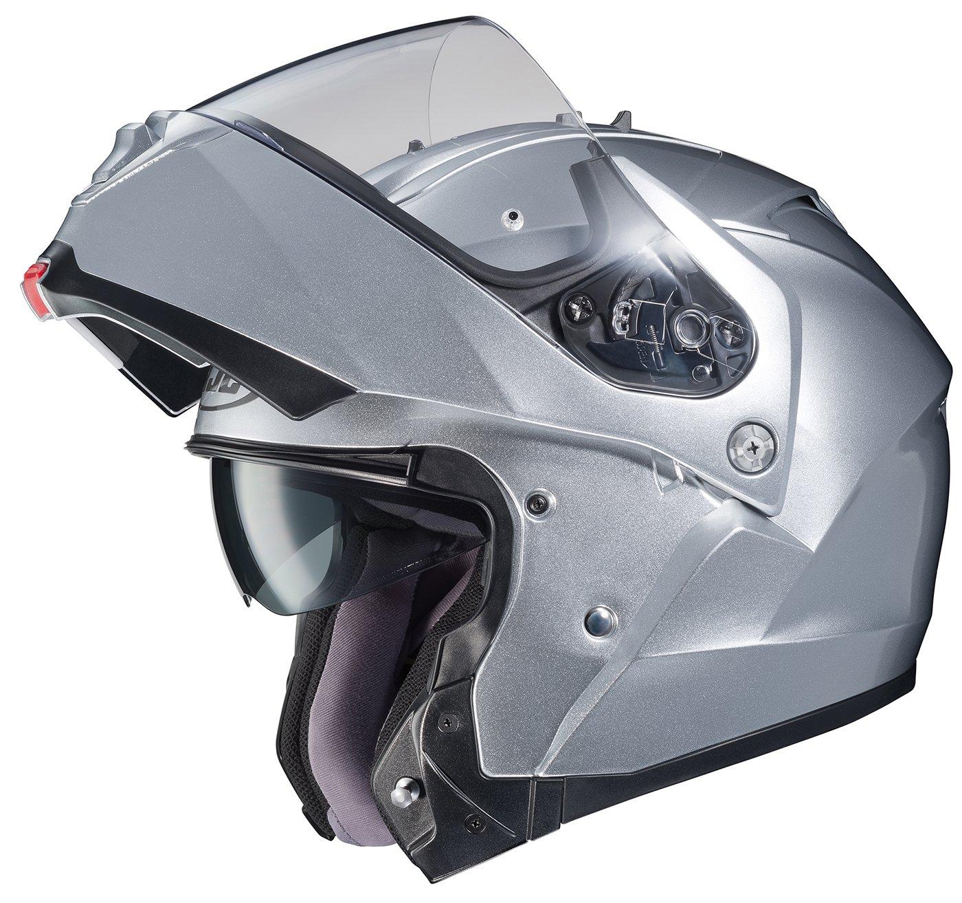 HJC 980-619 IS-MAX II Modular Motorcycle Helmet Matte Black, 5X-Large