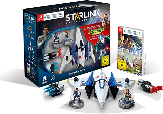 Starlink Starter Pack - Nintendo Switch [Importación alemana]: Amazon.es: Videojuegos