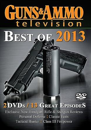 Amazon com: Guns & Ammo TV Best of Season 11 (2013) 2 DVD