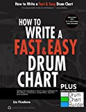 How to Write a Fast and Easy Drum Chart Plus