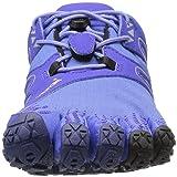 Vibram Women's V Trail Runner, Purple/Black, 37