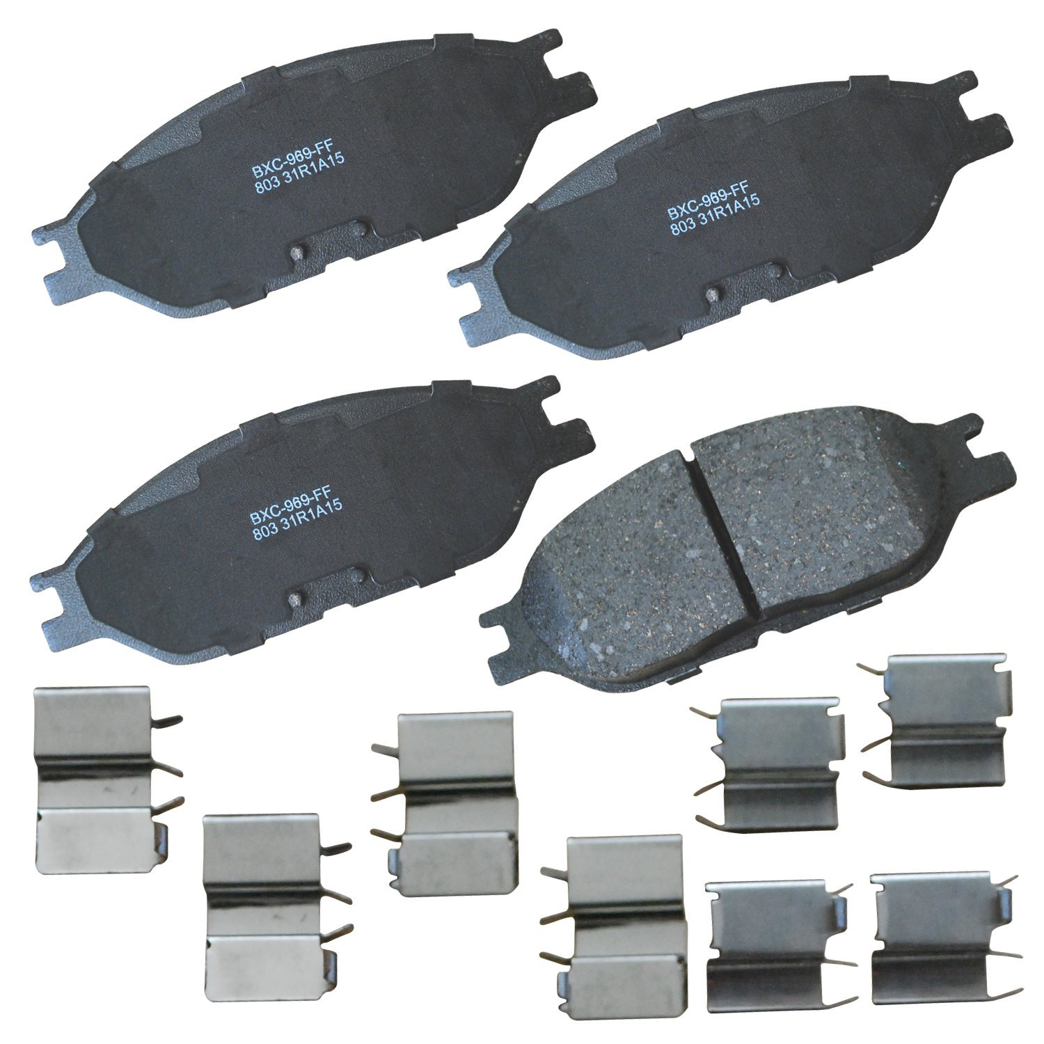 Stop By Bendix SBC803 Brake Pads