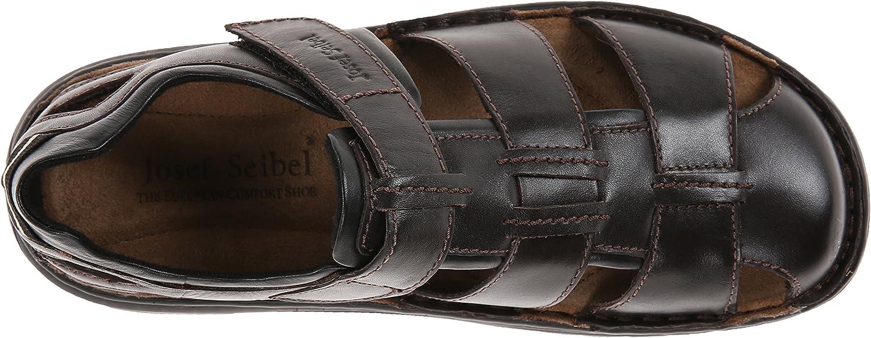 Josef Seibel Carlo 06 zapatos Men señores outdoor Hiking sandalias 27606-te796-310