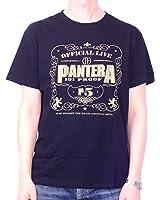 Pantera T Shirt - 101 Proof 100% Official