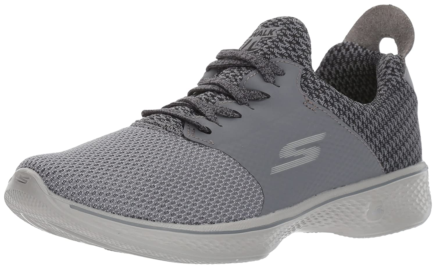 Skechers Performance Women's Go Walk 4 Sustain B06WW8RTHP 8 B(M) US|Charcoal