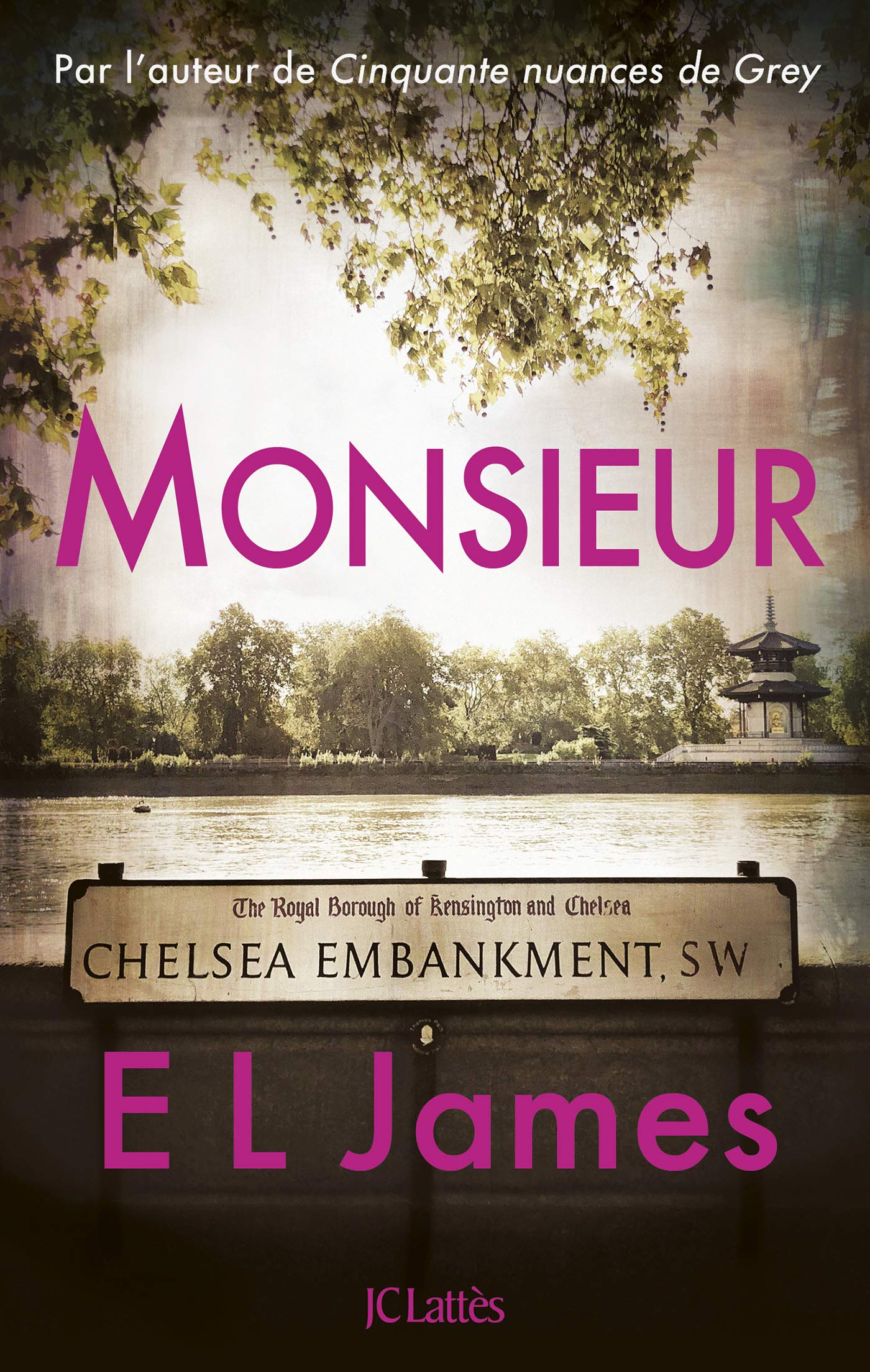 Monsieur de E.L James 81oflRoYsrL