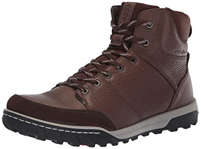 cc9d8eecb6c8 ECCO Men s Urban Lifestyle High Hiking Shoe