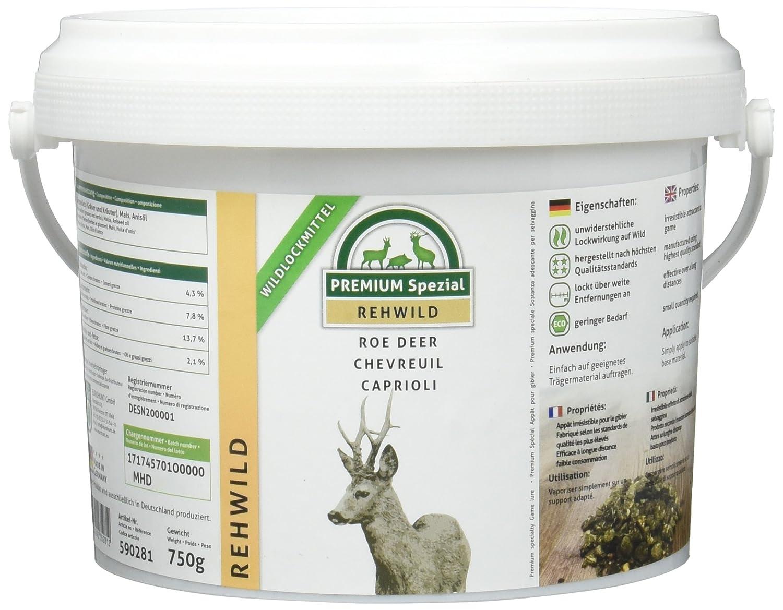 EUROHUNT Wildlockmittel Premium Spezial Rehwild - Reclamo y atrayentes para caza 590283